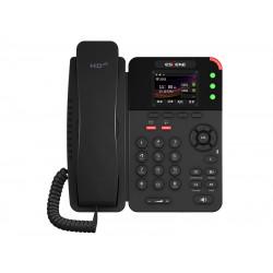 "Escene ES282-PC - VoIP-телефон на 3 SIP аккаунта, PoE, цветной дисплей 2.4"" 320х240"